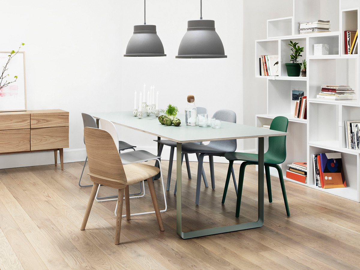 Buy the muuto 70 70 table at for Sustainable interior design products