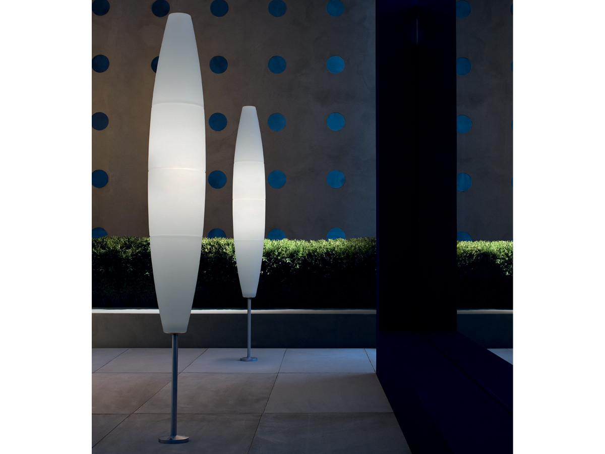 Outdoor floor lamp -  Foscarini Havana Outdoor Floor Lamp White