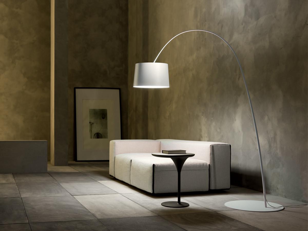 Buy the Foscarini Twiggy Floor Lamp White at Nest.co.uk