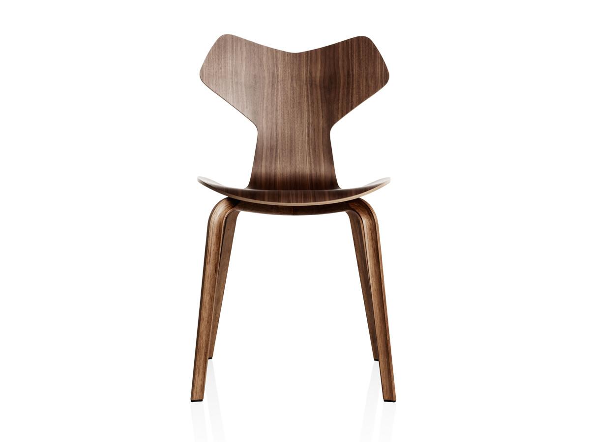 Buy The Fritz Hansen Grand Prix Chair Wooden Legs At Nest