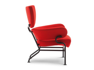Cassina 836 Tre Pezzi Lounge Chair