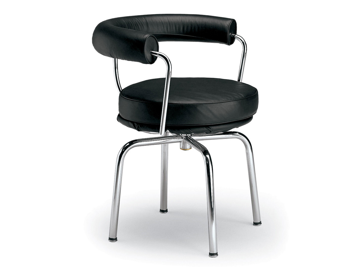 Buy the Cassina LC7 Swivel Chair at Nest
