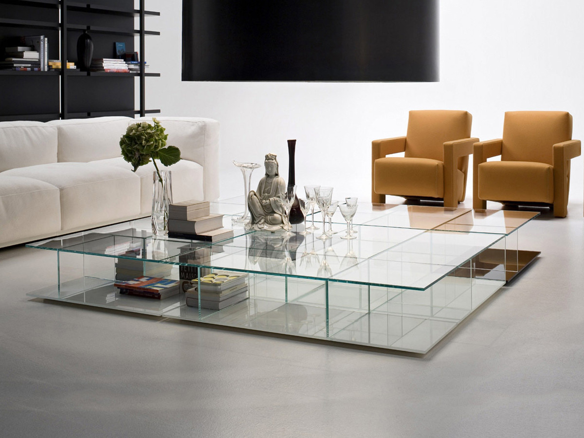 buy the cassina 269 mex low table at. Black Bedroom Furniture Sets. Home Design Ideas