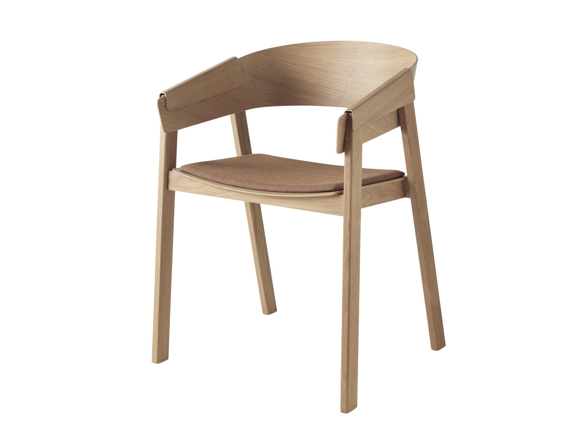 123456  sc 1 st  Nest.co.uk & Buy the Muuto Cover Chair with Fabric Seat at Nest.co.uk
