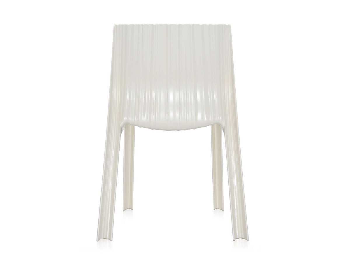 buy the kartell frilly chair at nestcouk -  kartell frilly chair