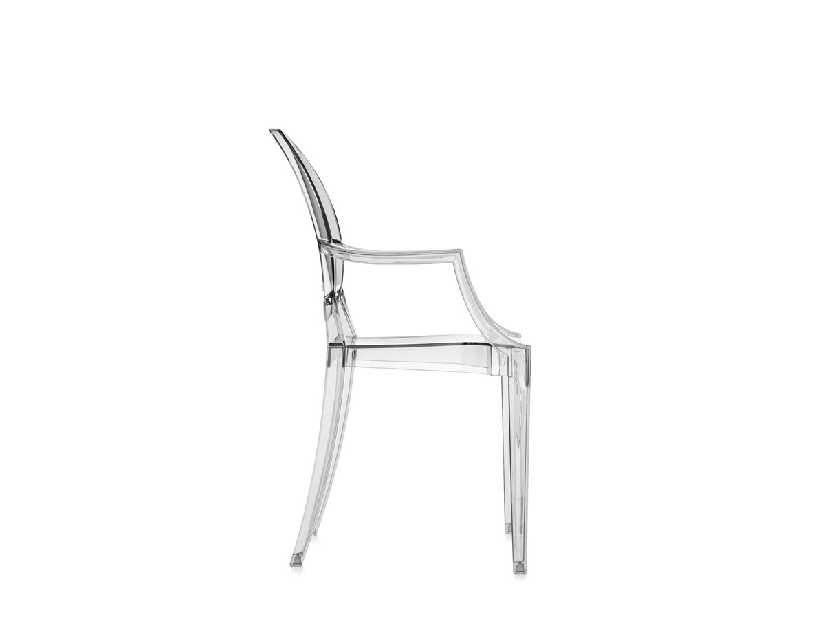 Buy the Kartell Lou Lou Ghost Chair at Nestcouk