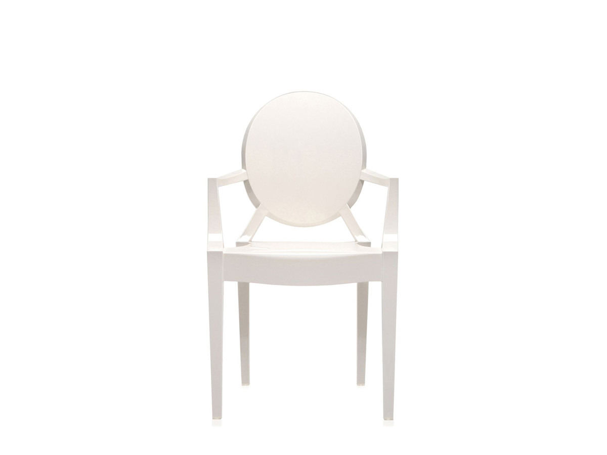 buy the kartell lou lou ghost chair at nestcouk -  kartell lou lou ghost chair