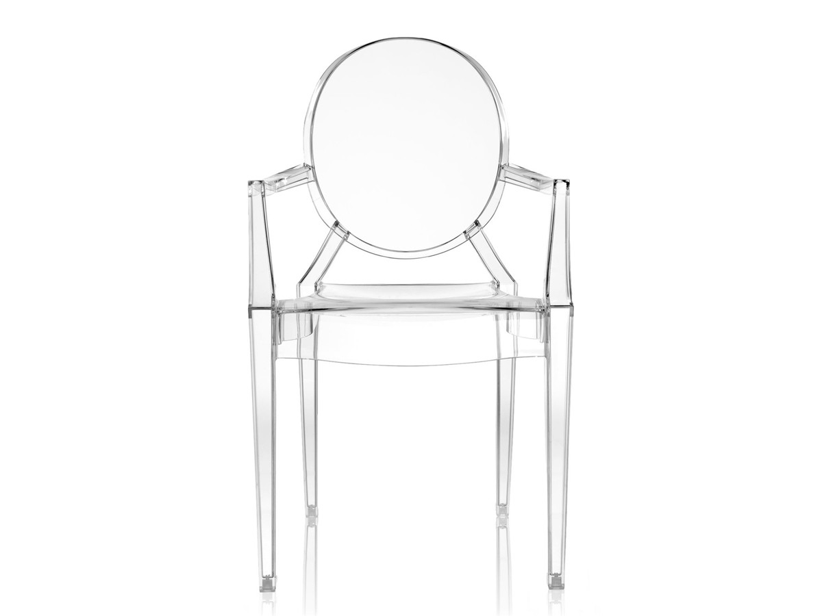 Buy The Kartell Louis Ghost Armchair At Nest Co Uk