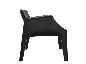 Kartell Magic Hole Armchair Black
