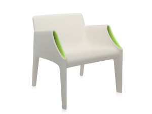 Kartell Magic Hole Armchair White