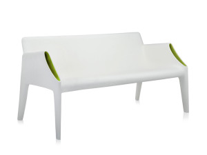 Kartell Magic Hole Sofa White