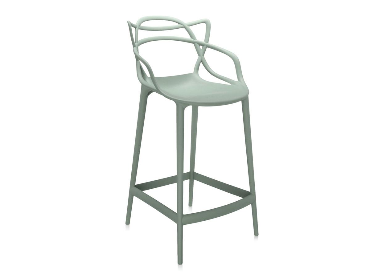 Bar stool sage green 123456