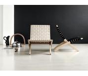 Carl Hansen MG501 Cuba Chair White Oil