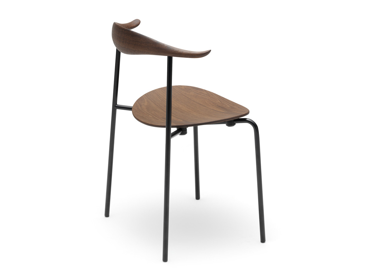 Carl Hansen Chairs buy the carl hansen & son carl hansen ch88t chair smoked oak at