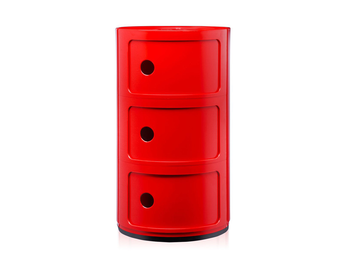 buy the kartell componibili round storage at nestcouk -  kartell componibili round storage