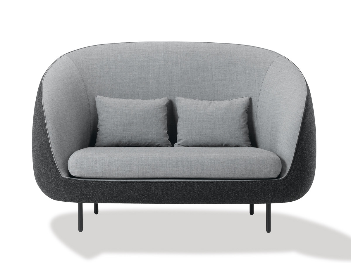 buy the fredericia haiku two seater sofa at. Black Bedroom Furniture Sets. Home Design Ideas