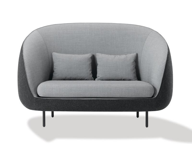 Buy The Fredericia Haiku Two Seater Sofa At Nestcouk