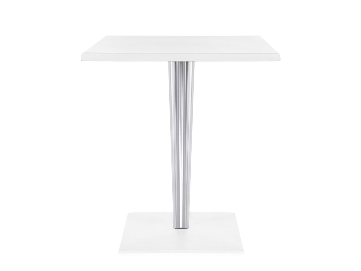 Buy the kartell toptop cafe table at for Table kartell
