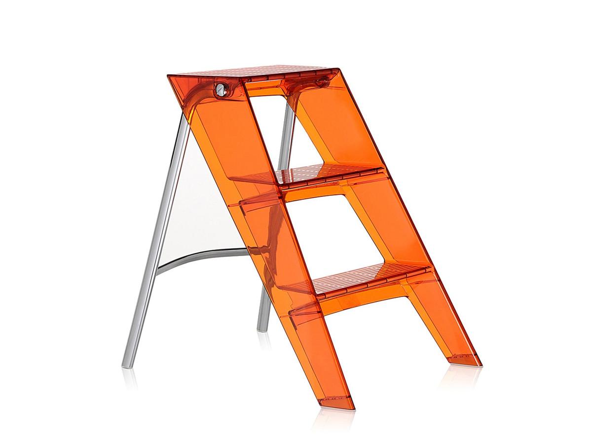 Buy The Kartell Upper Folding Step Ladders At Nest Co Uk