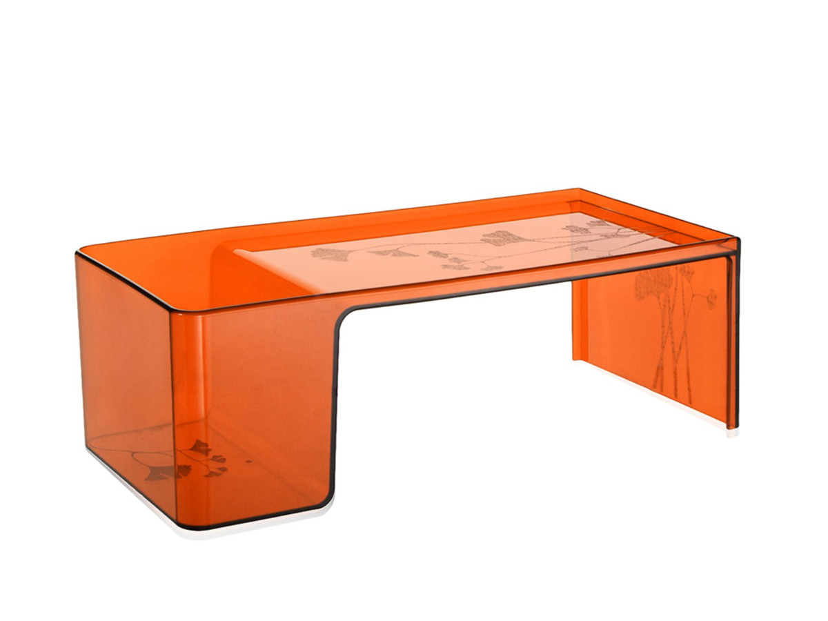 Buy the kartell usame coffee table at for Table exterieur kartell