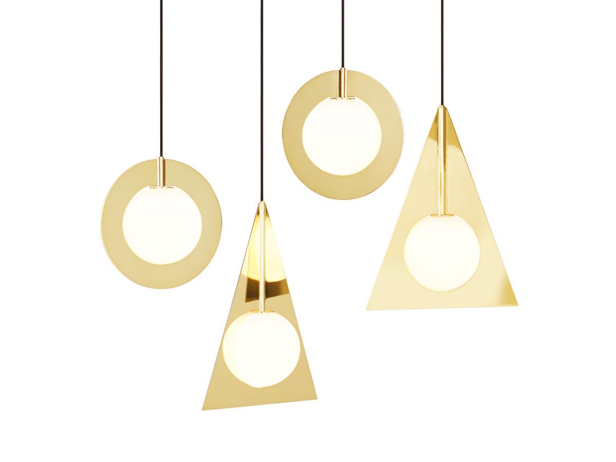 round pendant lighting. Tom Dixon Plane Round Pendant Light Lighting I
