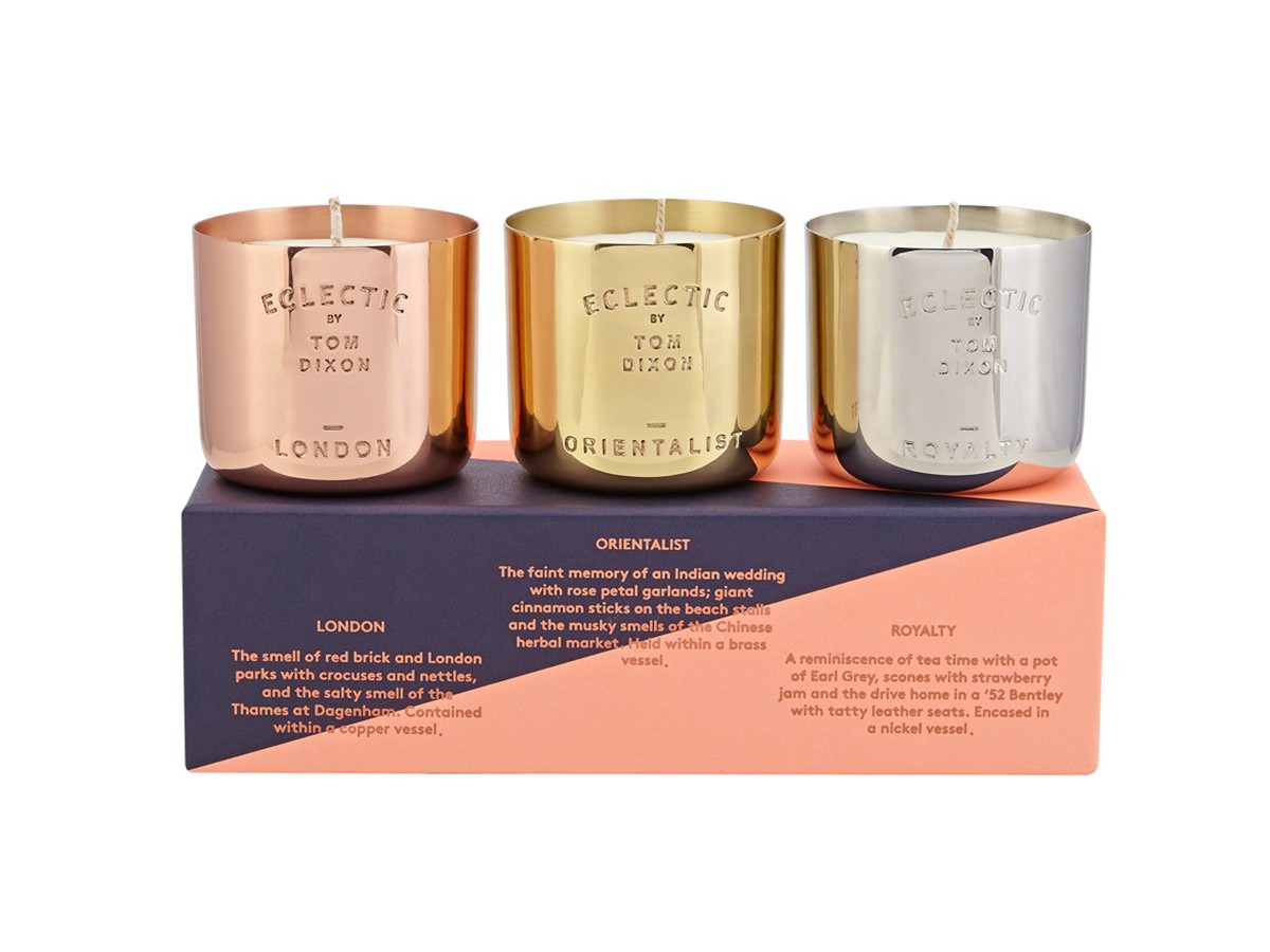 Buy The Tom Dixon Scent Candle Gift Set At