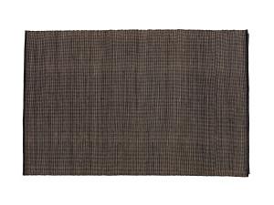 View nanimarquina Natural Tatami Rug Black