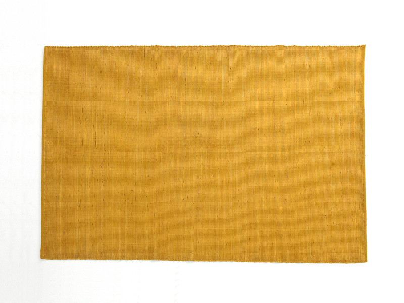 Buy the nanimarquina natural tatami rug yellow at for Nanimarquina outlet