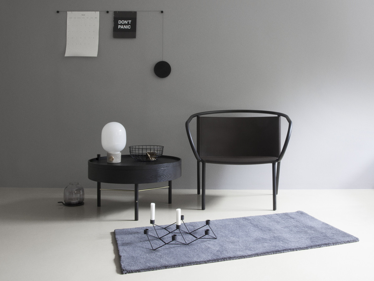 Buy The Menu Jwda Concrete Table Lamp Light Grey At Nest