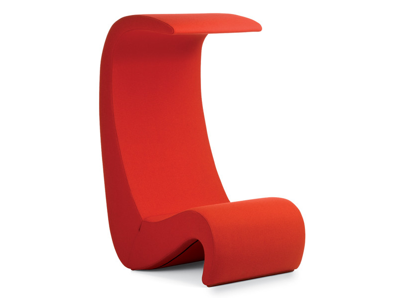 Vitra Amoebe Highback Lounge Chair