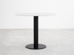 View STUA Zero Table Black Base