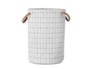 View Ferm Living Grid Laundry Basket