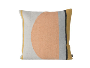 View Ferm Living Kelim Cushion Semicircle