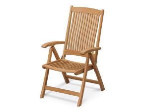 View Skagerak Adjustable Columbus Chair Teak