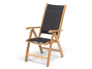 View Skagerak Adjustable Columbus Chair SunTexture