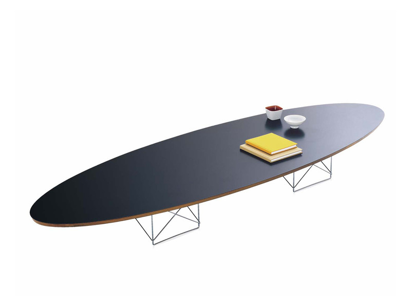 buy the vitra eames elliptical etr coffee table at nest.co.uk