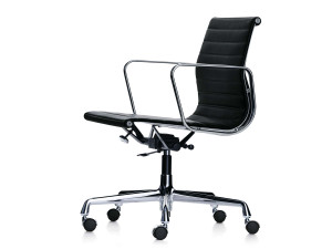 View Vitra Eames EA 117 Aluminium Chair