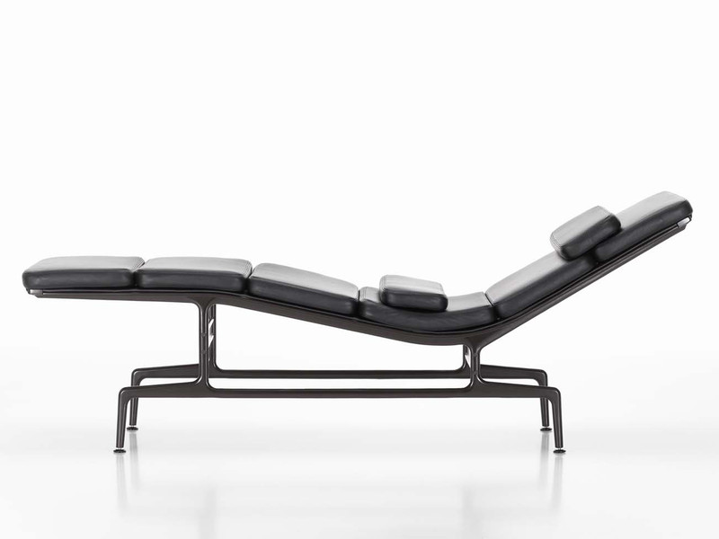 Buy The Vitra Eames Es 106 Soft Pad Chaise At