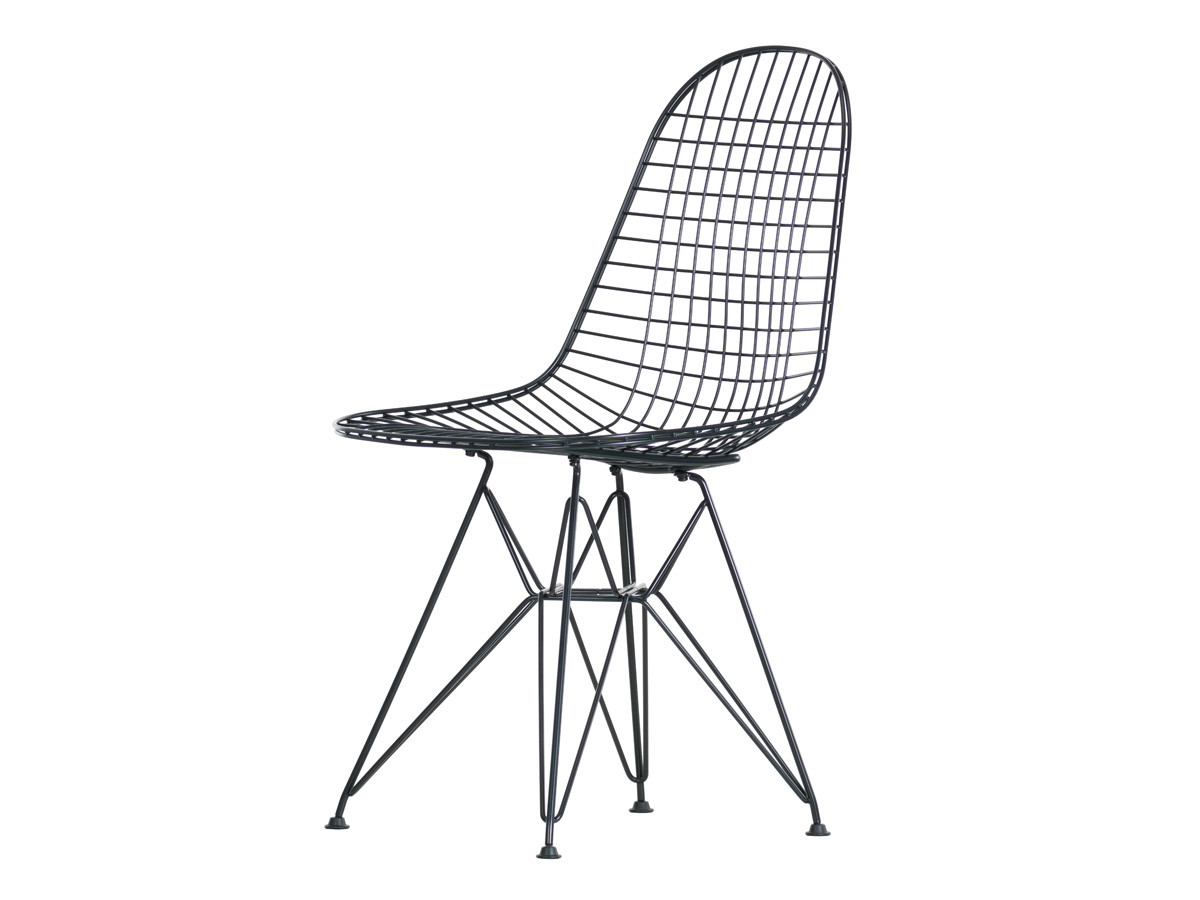 Buy the vitra dkr eames wire chair at for Eames chair vitra replica