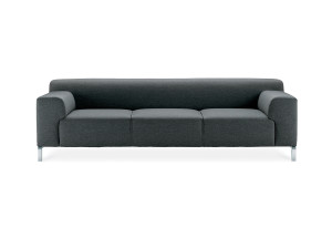 View Zanotta 1323 Greg Three Seater Sofa