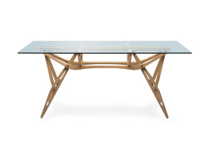 View Zanotta 2320 Reale Dining Table