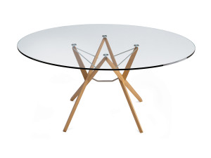 Zanotta 2337 Orione Dining Table