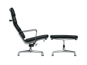 Vitra Eames EA 222 Soft Pad Chair