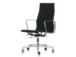 View Vitra Eames EA 119 Aluminium Chair