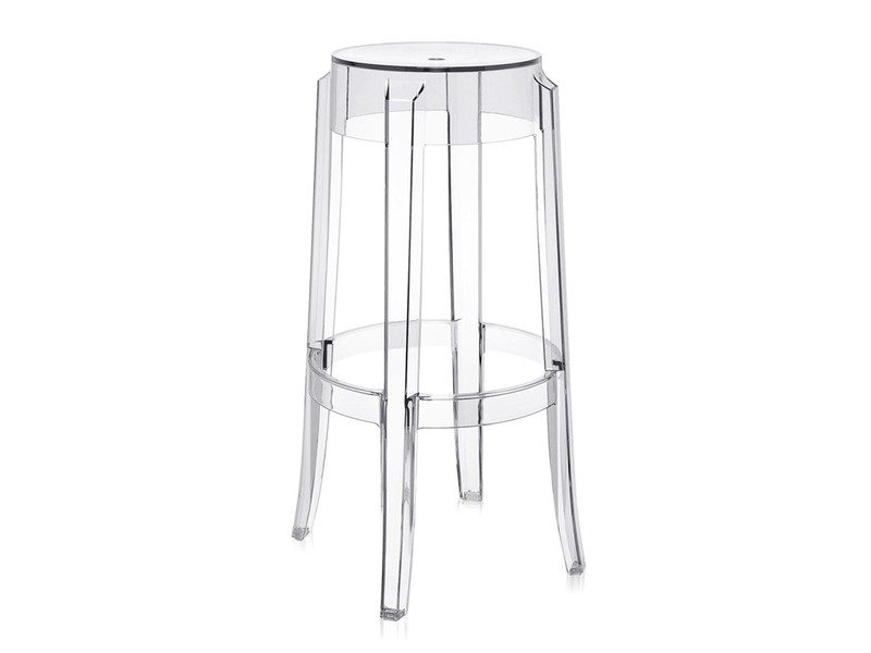 Kartell Charles Ghost Bar Stool Crystal  sc 1 st  Nest.co.uk & Buy the Kartell Charles Ghost Bar Stool Crystal at Nest.co.uk islam-shia.org