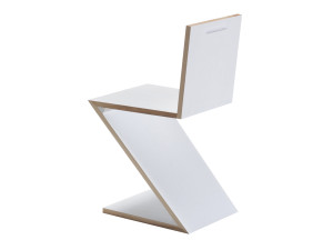 View Cassina 280 Zig-Zag Chair