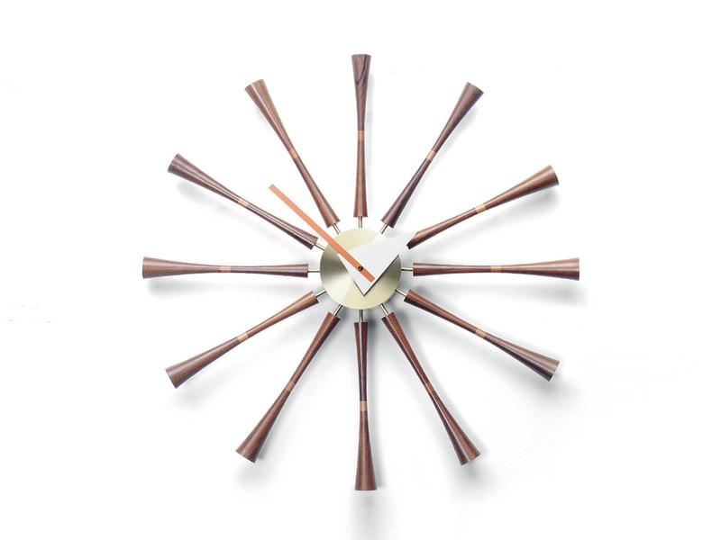 Buy the Vitra Spindle Wall Clock at Nestcouk