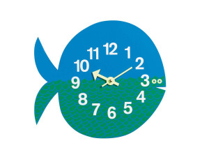 View Vitra Fernando the Fish Wall Clock