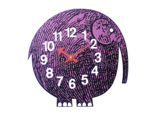 Vitra Elihu The Elephant Wall Clock