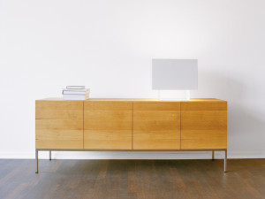 View E15 SB02 Farah Sideboard Oak